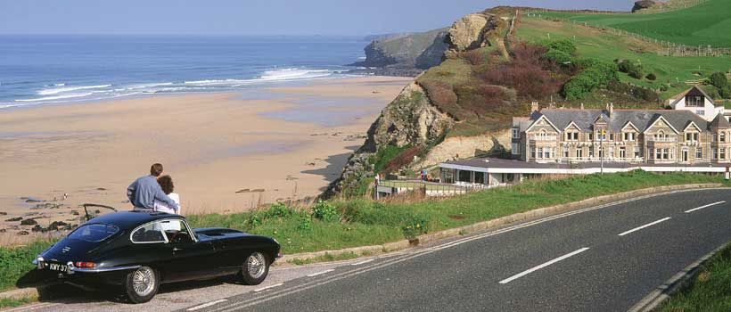 Cornwall Classic Car Hire
